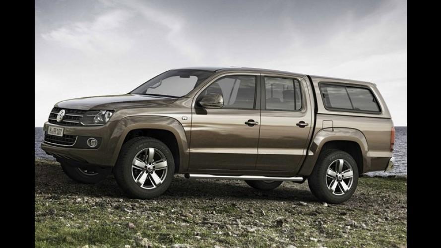 Enquanto o SUV não chega, Volkswagen Amarok ganha capota fechada na Europa