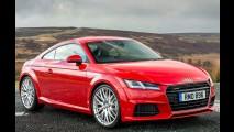 Audi vai lançar novo TT no Brasil nos próximos dias 14 e 15