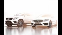 Mercedes vai apresentar a nova linha AMG Sport em Detroit
