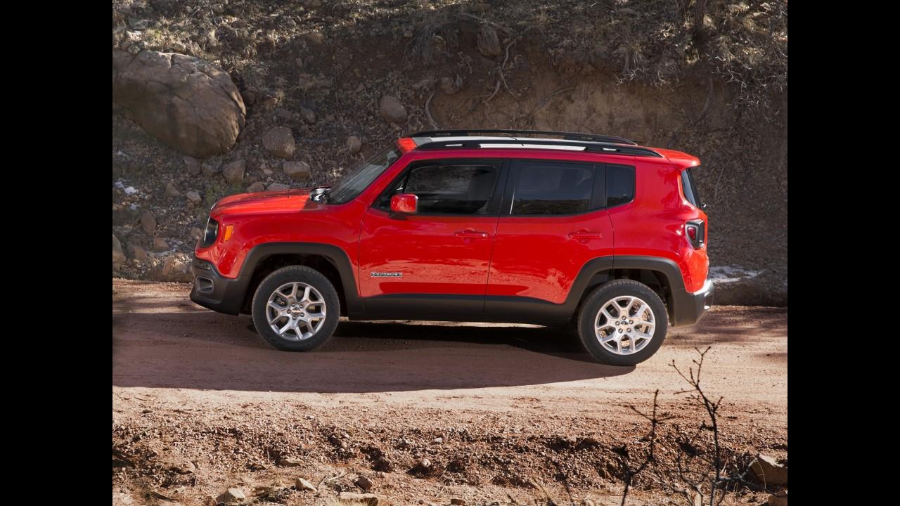 Renegade, rival da Jeep para o EcoSport, já estará no Salão de SP em outubro