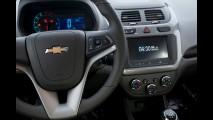 Chevrolet Cobalt 2014 ganha sistema MyLink nas versões LTZ
