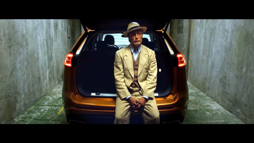 Mads Mikkelsen'in oynadığı Ford'un tuhaf kısa gangster filmini izleyin
