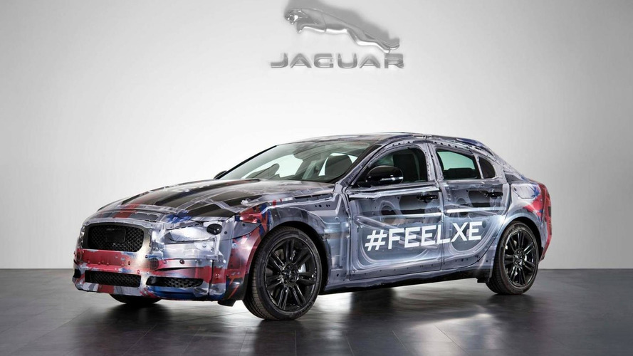 Jaguar plotting XER-S with 542 bhp V8 engine - report