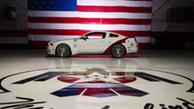 2014 Ford Mustang GT U.S. Air Force Thunderbirds Edition 01.7.2013