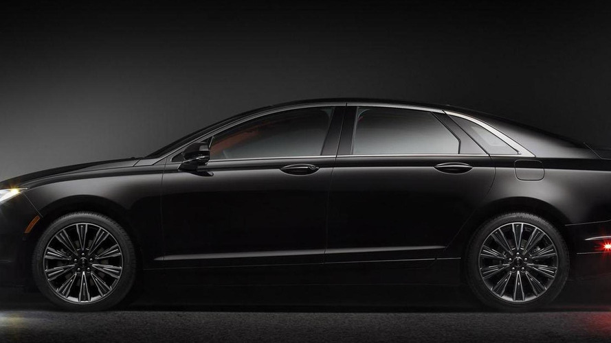 Lincoln MKZ & MKC Black Label concepts revealed for Pebble Beach [video]