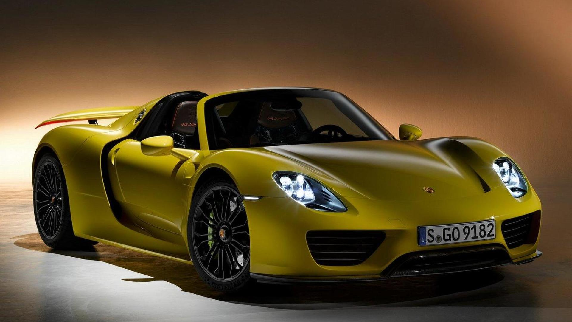2013-433426-2014-porsche-918-spyder1 Amazing Porsche 918 Spyder sold Out Cars Trend