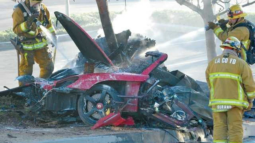 Paul Walker and Roger Rodas fatal accident due to excessive speed, according to investigators