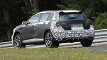 Mercedes-Benz GLA 45 AMG spy photo