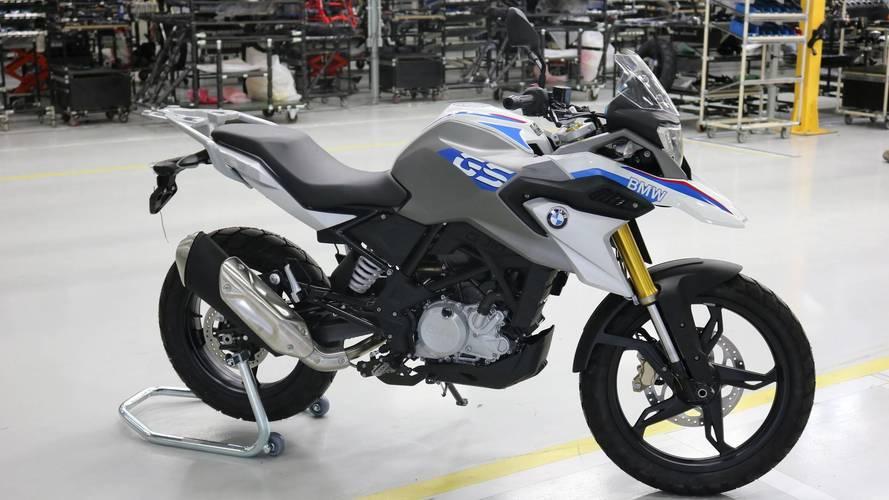 BMW começa a produção da G 310 GS no Brasil