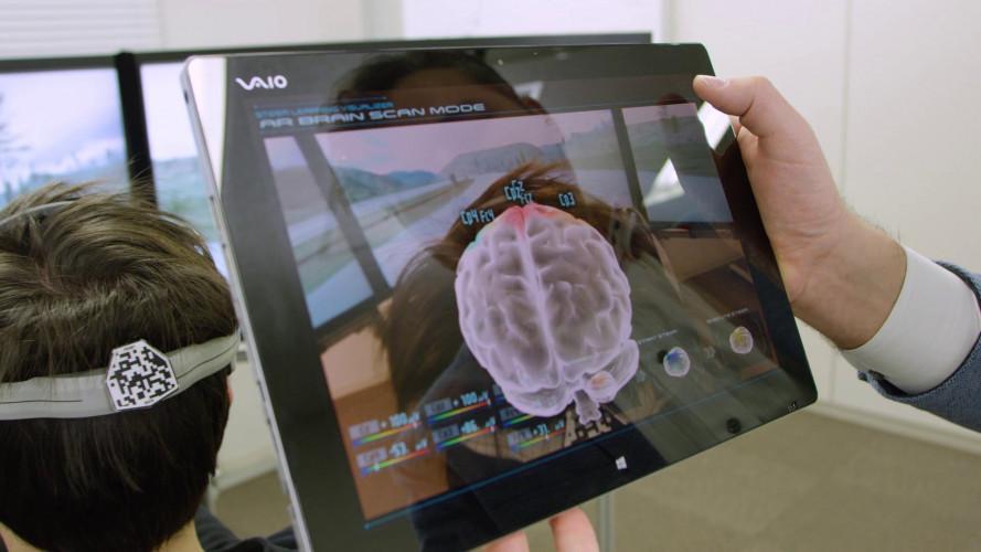 Nissan collega il cervello alla guida autonoma