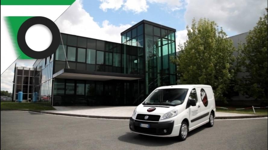 Fiat Professional, Carolina Vergnano è la testimonial [VIDEO]