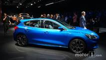 Ford Focus (2018) - Photos live