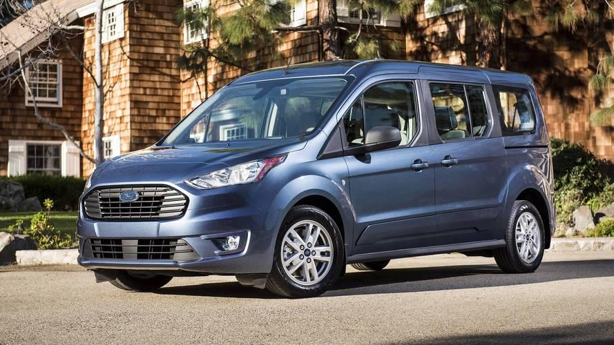 2018 Ford Transit Connect yeni dizel motoruyla tanıtıldı