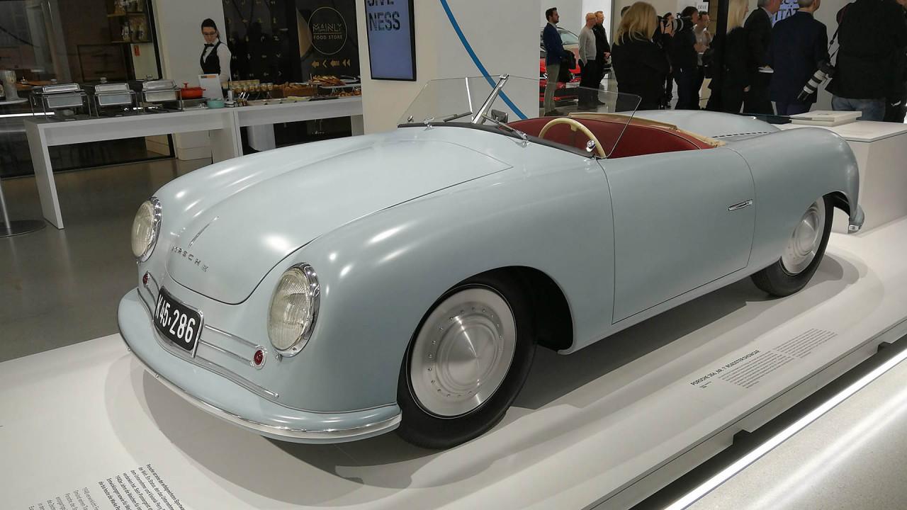 Experience Porsche S Celebration Of 70 Years Of Amazing