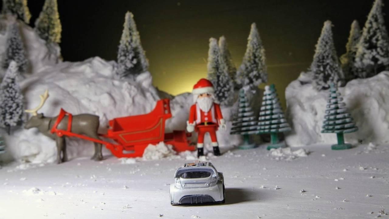 Ford karácsonyi üdvözlet