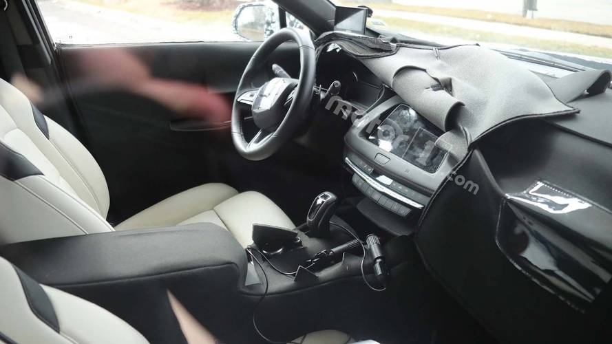 2019 Cadillac XT4 Interior Spied For The First Time