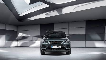 Cupra Ateca SUV first new car from Seat's sporting brand.