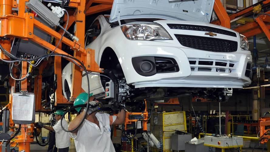General Motors normaliza produção em fábricas brasileiras