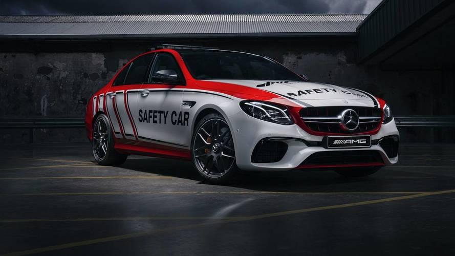 Ausztráliában lesz biztonsági autó a Mercedes-AMG E63 S 4MATIC+