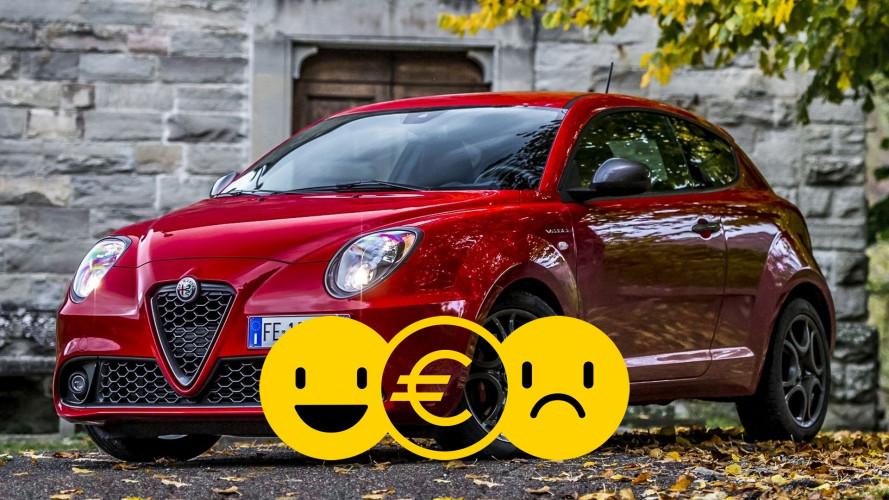 Promozione Alfa Romeo MiTo, perché conviene e perché no