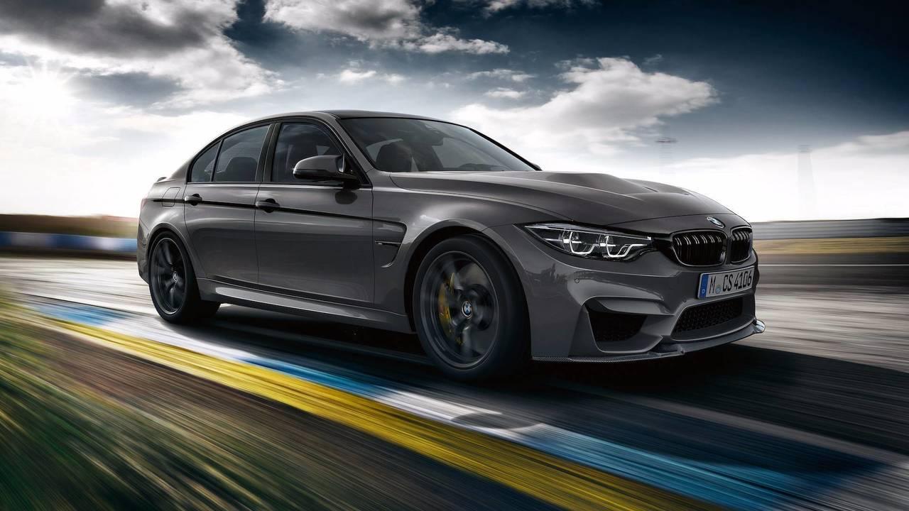 Berlinas: BMW M3 CS 2018