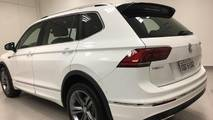 Volkswagen Tiguan R-Line - Flagra