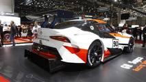 Salón de Ginebra 2018: Toyota GR Supra Racing Concept