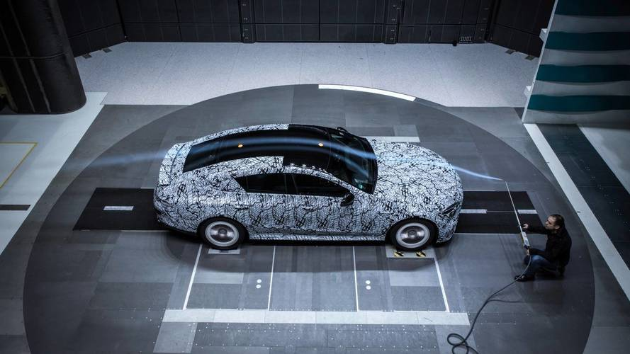 Mercedes-AMG GT Coupe Shows Off Its Aerodynamic Qualities [UPDATE]