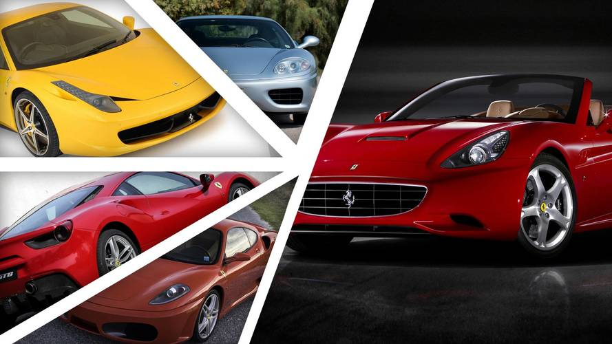 Ferrari usate, quali sono le più vendute?