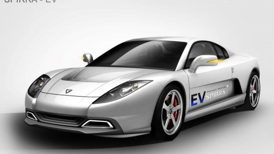South Korea's Spirra heading to Europe with electric powertrain and 200,000 EUR price