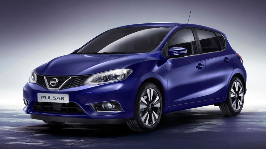 2014 Nissan Pulsar pricing announced (UK)