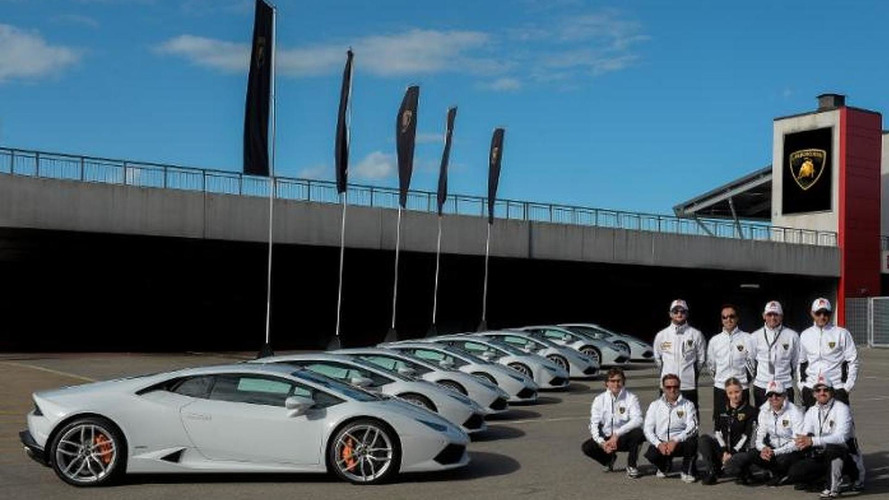 Lamborghini Accademia driving school coming to North America