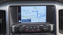 GMC Sierra with Apple Car Play
