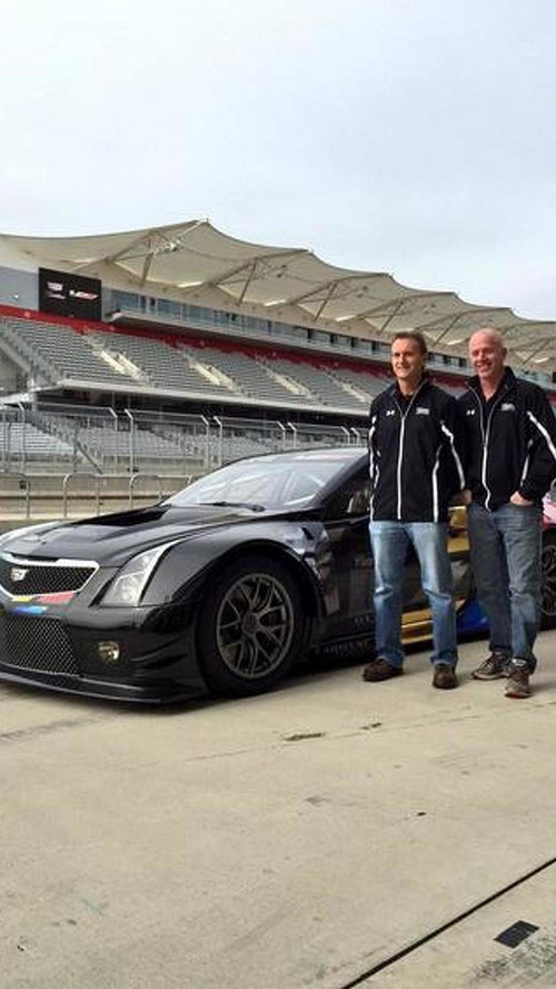 Cadillac ATSV.R revealed, enters competition next year [video]