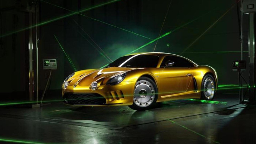 2015 Willys AW 380 Berlinetta revealed with retro-flavored styling