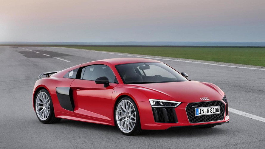 2017 Audi R8 pricing starts at $162,900
