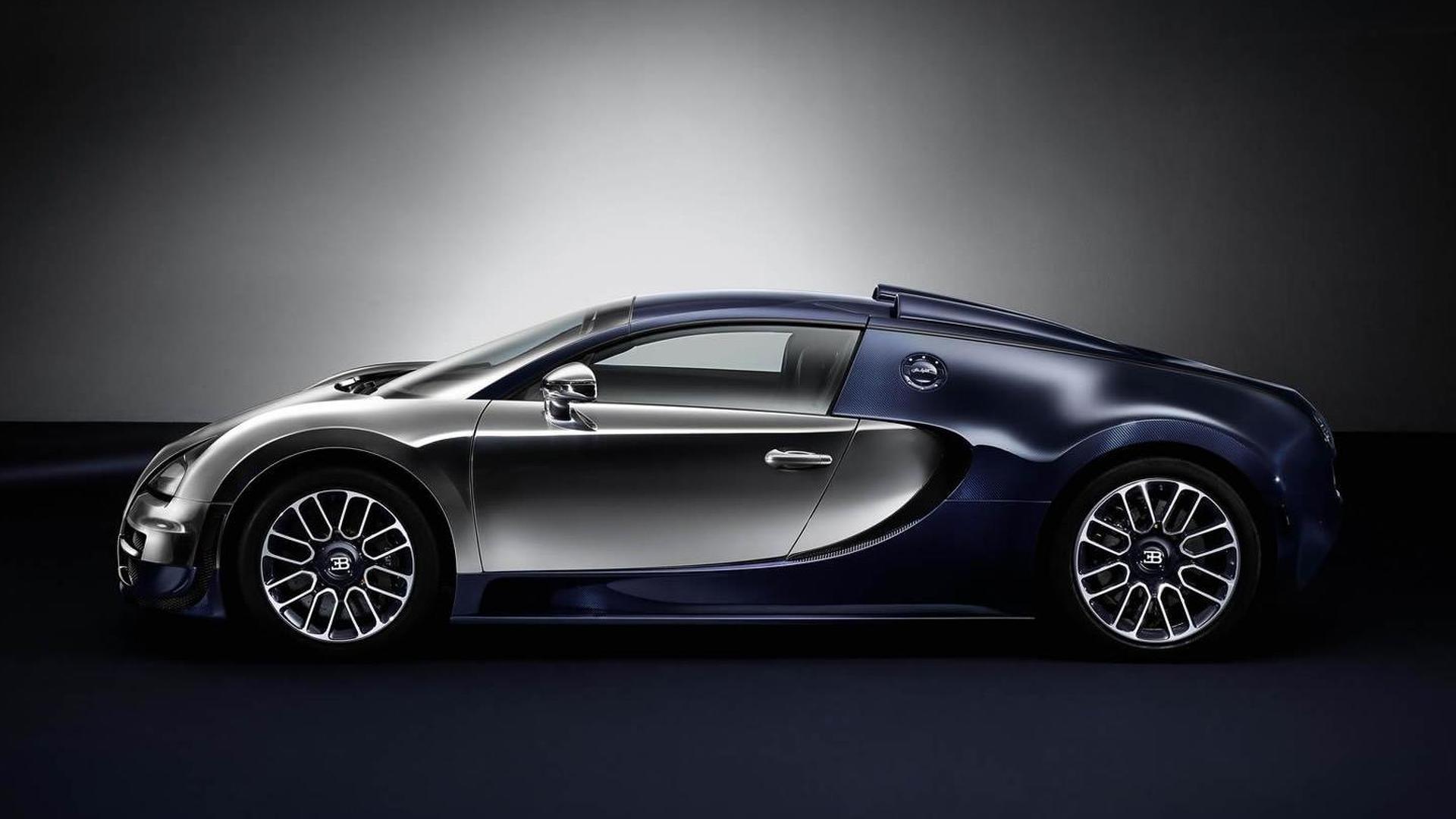 Фото | Bugatti Veyron Ettore Bugatti Edition