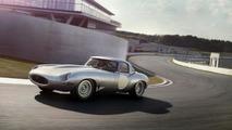 Jaguar Lightweight E-Type prototype