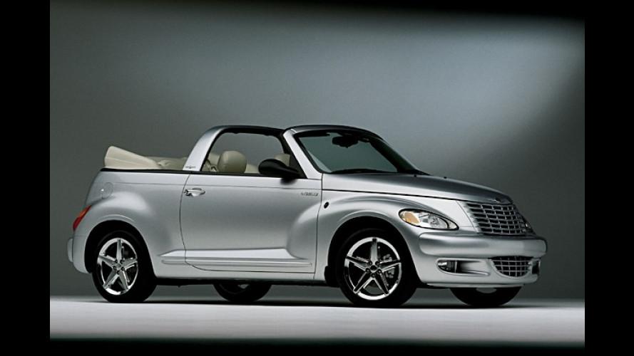 Chrysler PT Cruiser Cabrio: Vor der US-Markteinführung
