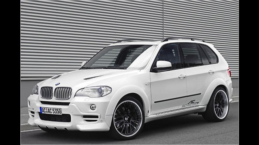 Kraftvoller Jäger: Der BMW X5 Falcon von AC Schnitzer