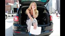 Heidi wirbt für VW