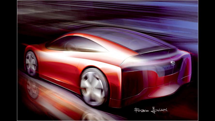 Studien gegen CO2: Honda zeigt zwei Umweltautos