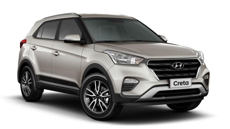 Hyundai Creta 1.6 ganha versão Pulse Plus de R$ 89.990