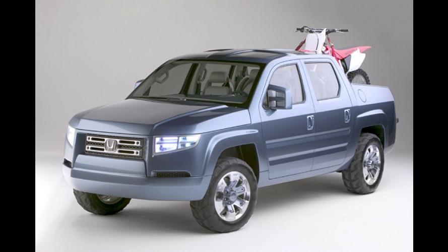Honda: Konzept-Fahrzeug zeigt, wo's künftig lang geht