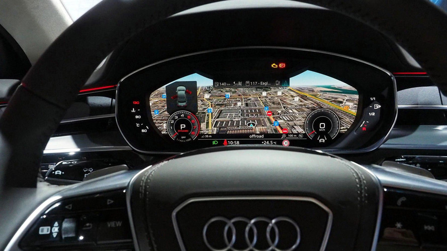 Audi Patent Maximizes A Hybrid's Electric Motor Along A Route