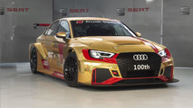 Audi RS 3 LMS 100 th