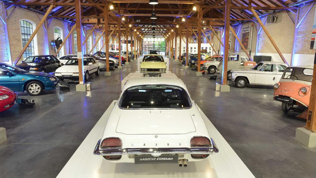 Mazda Classic Car Museum