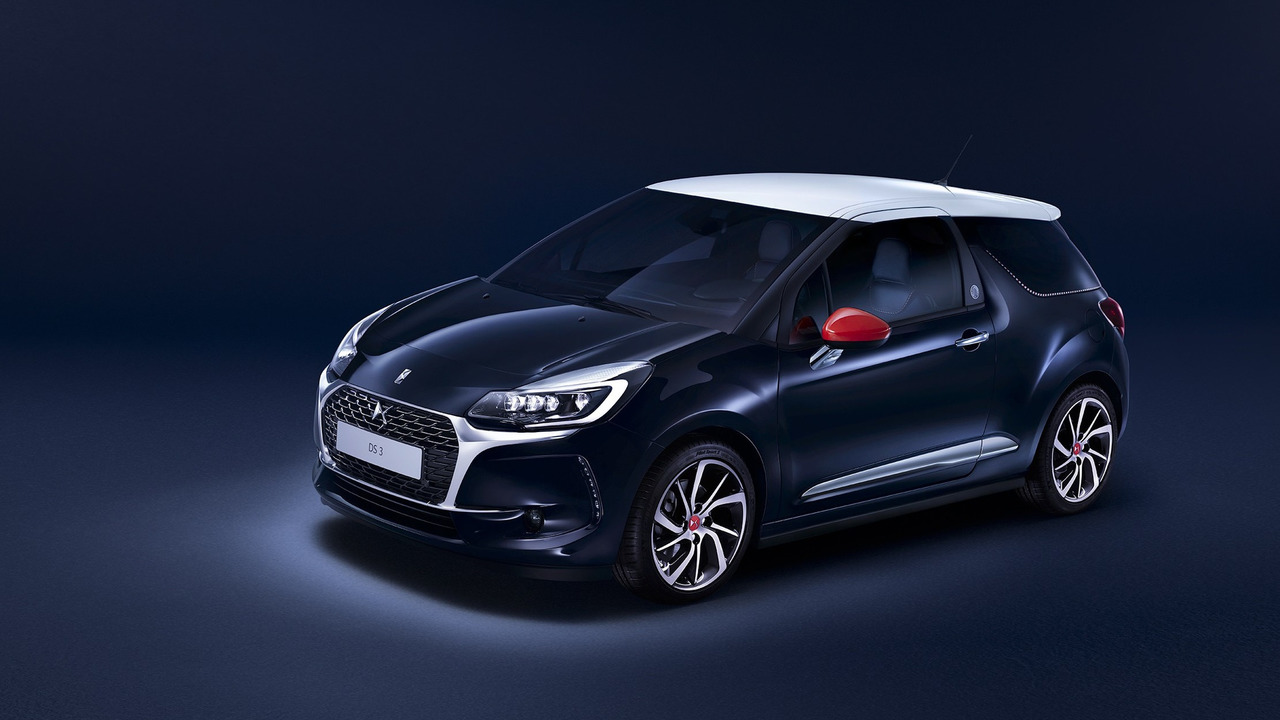 2017 DS 3 Inès de la Fressange Limited Edition