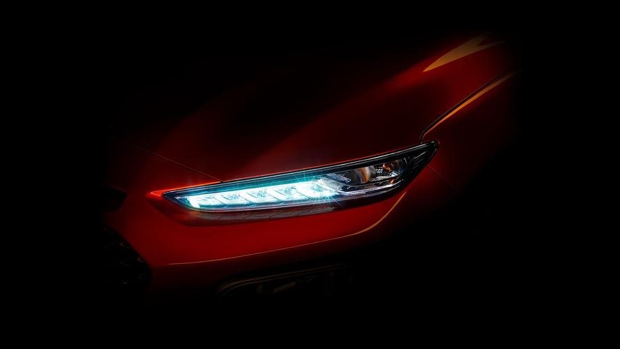 2018 Hyundai Kona'nın selamı var