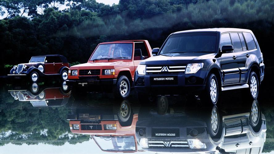 100 ans de Mitsubishi - Retour en photos sur le Pajero